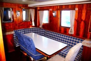 Pitcairn Island, Claymore II Comfortable Interior
