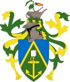 Pitcairn Island Coat of Arms