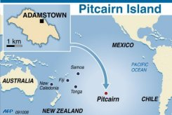 Where is Pitcairn Island