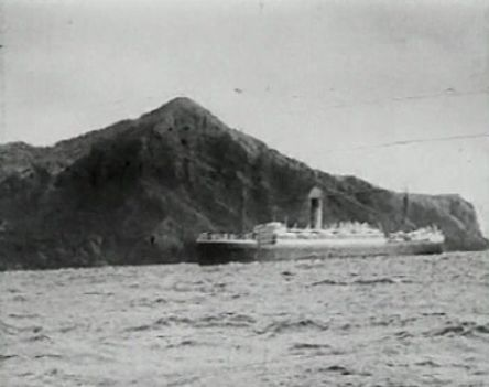 Travelling to Pitcairn Island